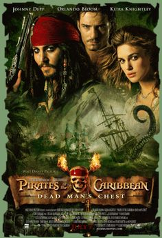 pirates of the caribbean dead mans chest game